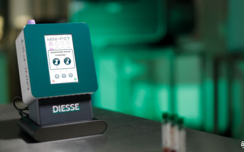 DIESSE ANNOUNCES ITS ENTRY INTO VETERINARY MEDICINE WITH THE FIRST INSTRUMENT FOR MEASURING ESR IN ANIMALS...
